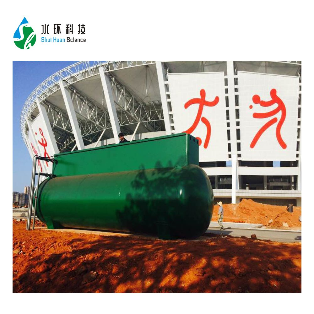 Guangyuan medical wastewater treatment 500 tons per day
