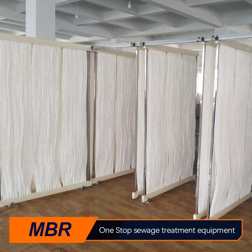 Reinforced PVDF Hollow Fiber MBR Membrane sewage treatment