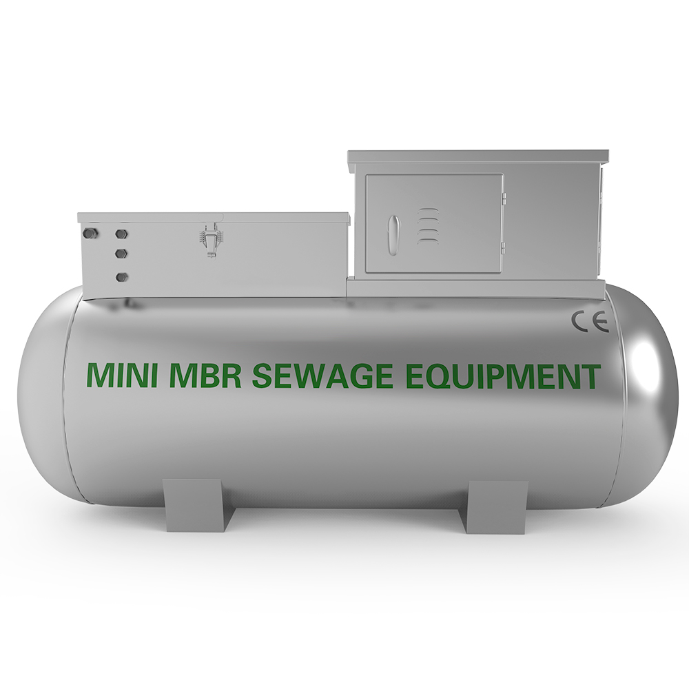 Sewage treatment integration containerized sewage treatment plant wastewater treatment sewage