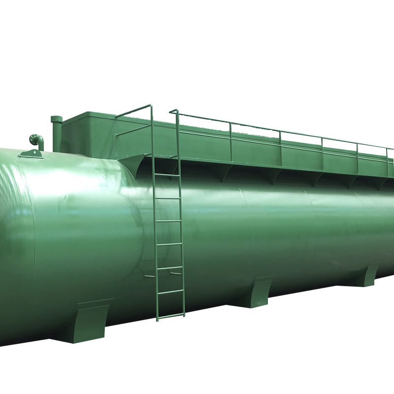 Industrial Effluent Innovative MBR Bioreactor Sewage Treatment Tank with Customized or OEM Service