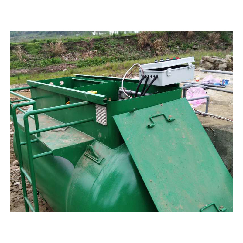 Industrial Effluent MBR Membrane Bioreactor Portable Sewage Treatment Plant WWTP/WTP