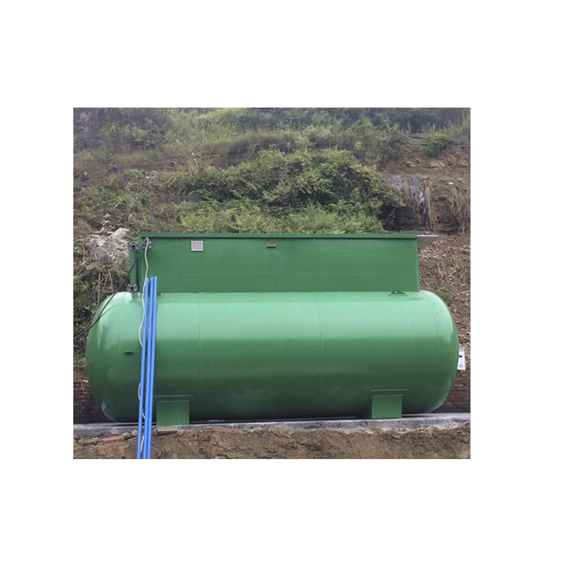 MBR Membrane Bioreactor Sewage Equipment with Anaerobic Wastewater Treatment