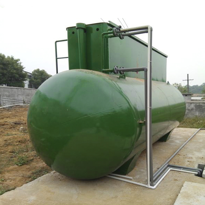 Package MBR Wastewater Treatment Plant System with Agitator Submersible Mixer