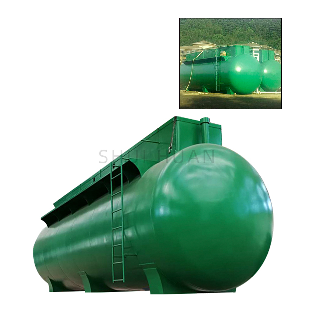 Mbr Sewage Equipment WTP STP Filter membrane Wastewater Tanks fitsaboana maloto