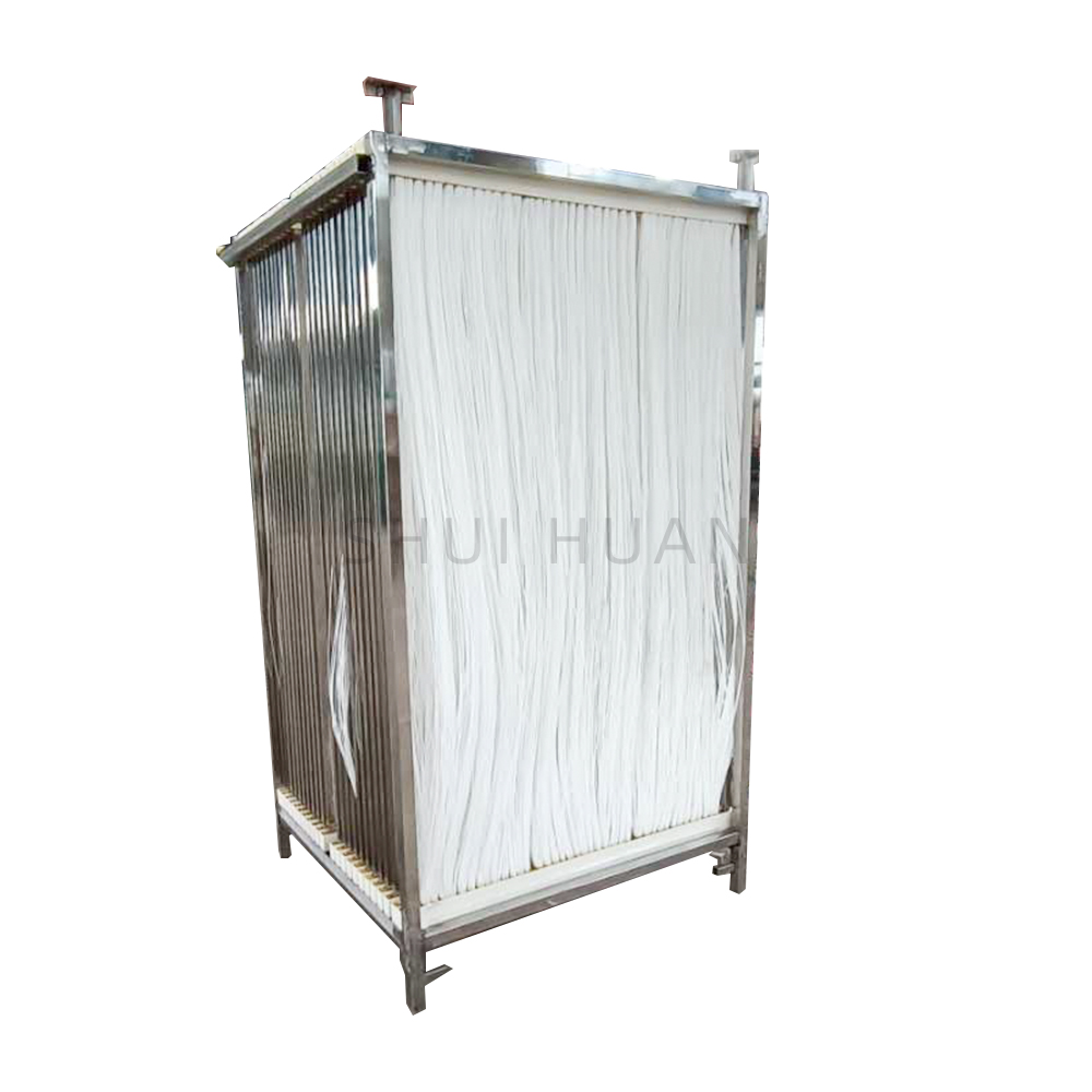 Domestic Hollow Fiber Membrane pvdf mbr module Ultrafiltration Waste Water Manufacturers